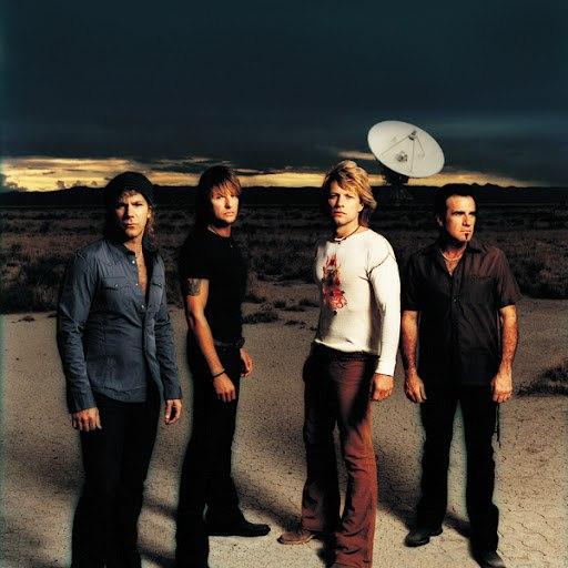 Bon Jovi альбом Wanted Dead Or Alive (Live)
