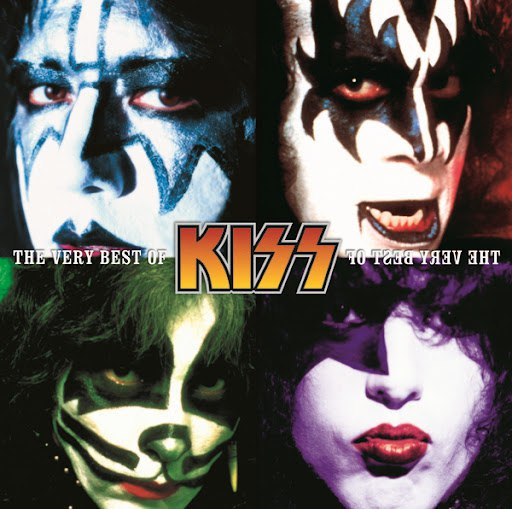 Kiss альбом The Very Best Of Kiss