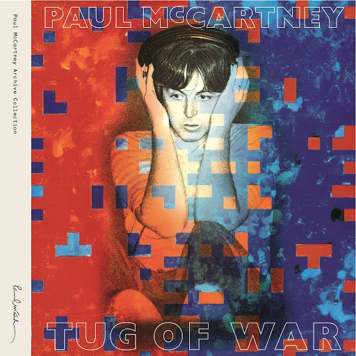 Paul McCartney альбом Tug Of War (Deluxe Edition)