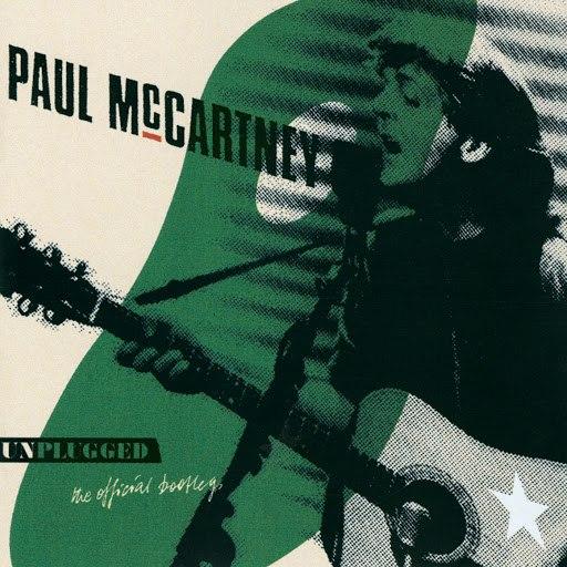 Paul McCartney альбом Unplugged: The Official Bootleg