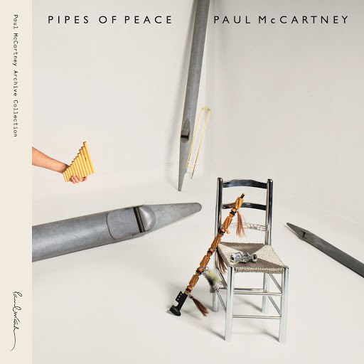 Paul McCartney альбом Pipes Of Peace (Deluxe Edition)