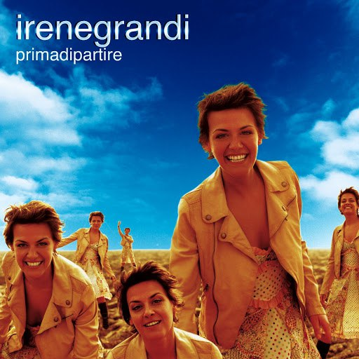 Irene Grandi альбом Prima di Partire