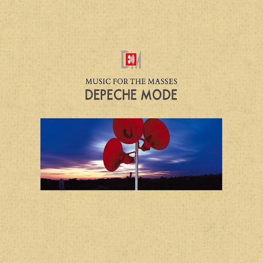 Depeche Mode альбом Music For The Masses (2006 Remastered Edition)