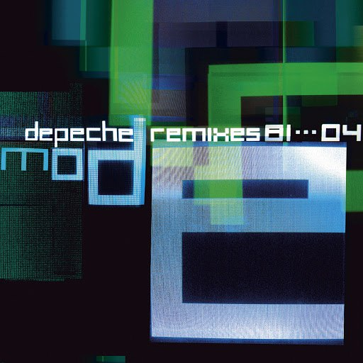 Depeche Mode альбом Remixes 81>04 (Special Edition) (3-CD Set)
