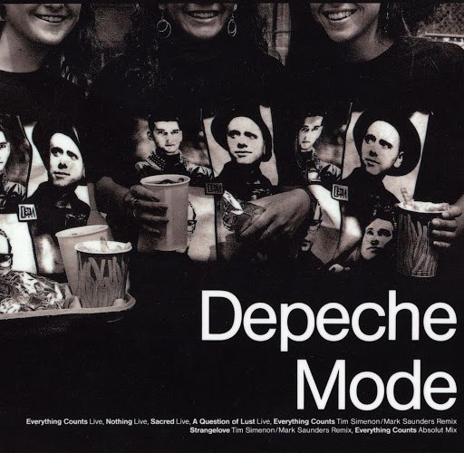 Depeche Mode альбом Everything Counts