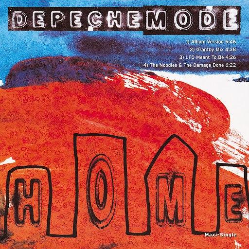 Depeche Mode альбом Home