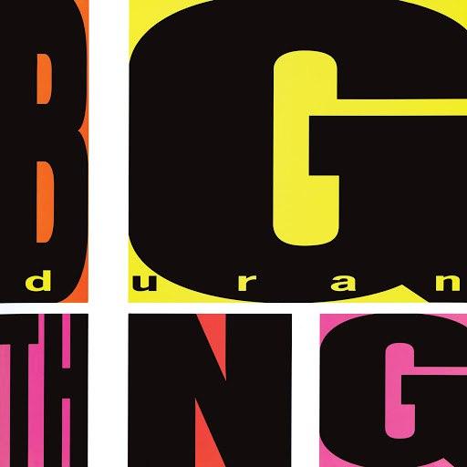 Duran Duran альбом Big Thing (Deluxe Edition)