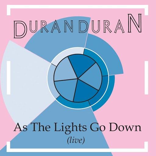 Duran Duran альбом As The Lights Go Down (Live)