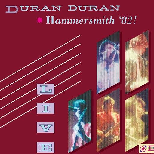 Duran Duran альбом Live At Hammersmith '82!