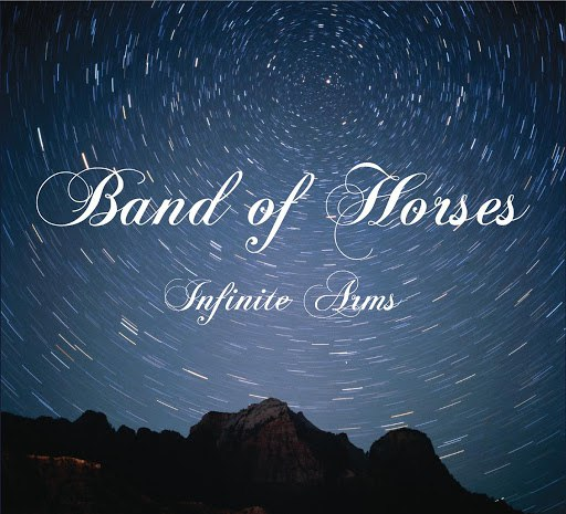 Band Of Horses альбом Infinite Arms