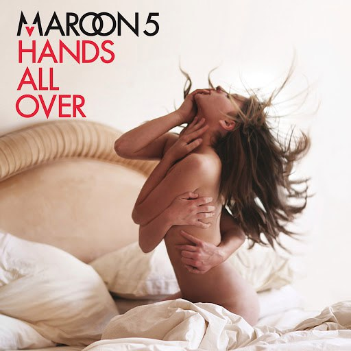 Maroon 5 альбом Hands All Over (Revised International Deluxe)