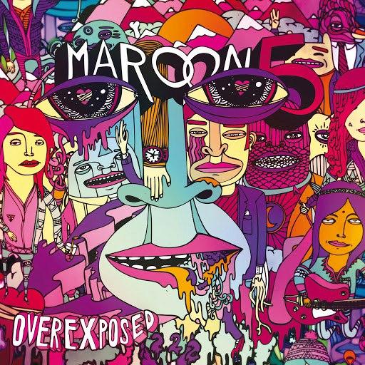 Maroon 5 album Overexposed (Deluxe)