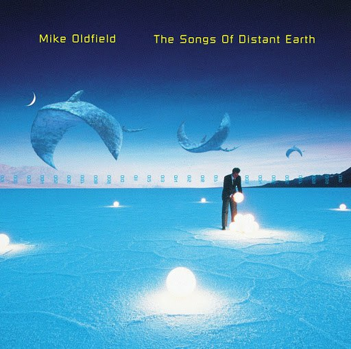 MIKE OLDFIELD альбом The Songs Of Distant Earth