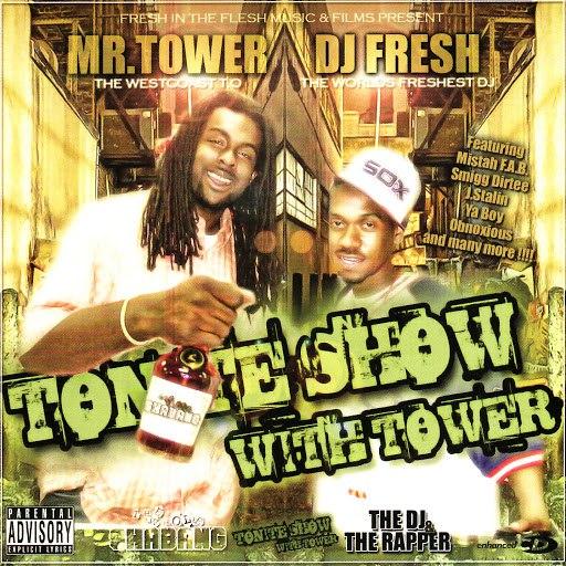 DJ Fresh альбом Tonite Show With Tower