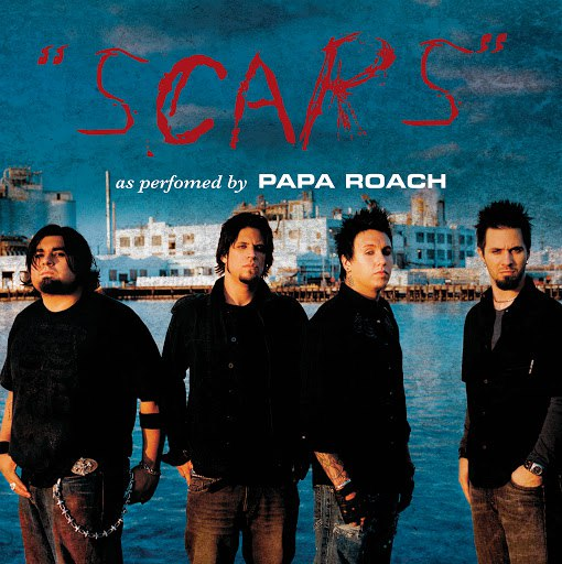 Papa Roach альбом Scars (International Version)
