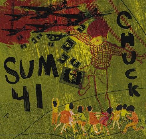 Sum 41 альбом Chuck (Int'l)