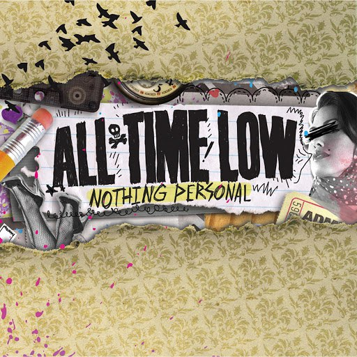 All Time Low альбом Nothing Personal