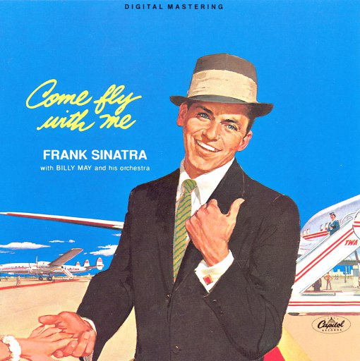 Frank Sinatra альбом Come Fly With Me