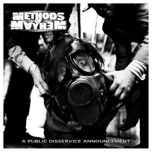 Methods of Mayhem album A Public Disservice Announcement