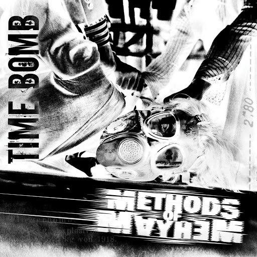 Methods of Mayhem album Time Bomb