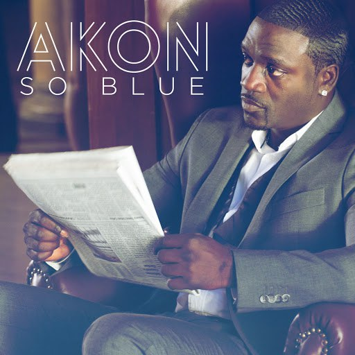 Akon альбом So Blue