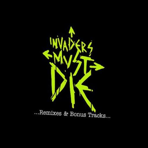 The Prodigy альбом Invaders Must Die (Deluxe, Remixes & Bonus Tracks)