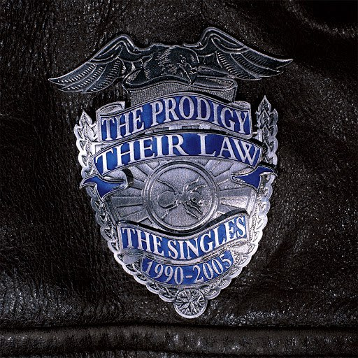 The Prodigy альбом Their Law The Singles 1990 - 2005 (Deluxe)