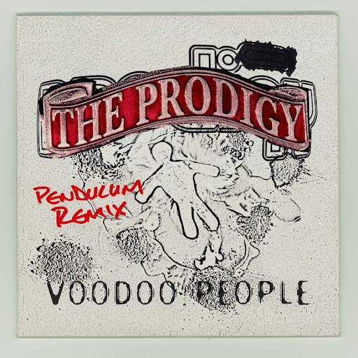 The Prodigy альбом Voodoo People / Out of Space - Pendulum Remix