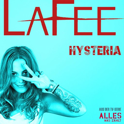 Альбом Lafee Hysteria