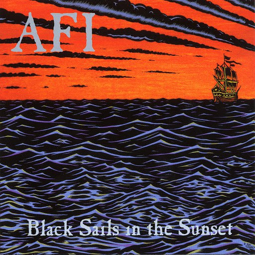 AFI альбом Black Sails In The Sunset