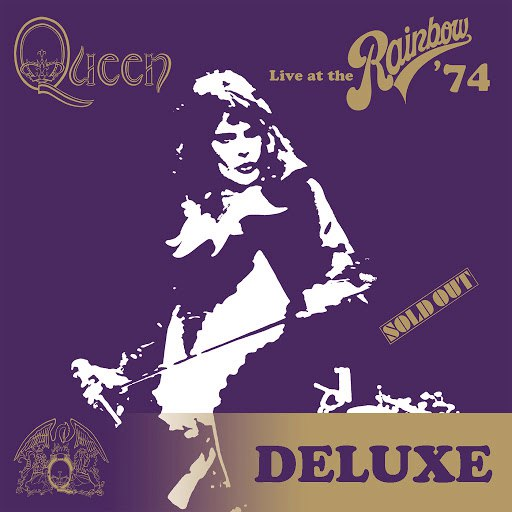Queen альбом Live At The Rainbow (Deluxe)