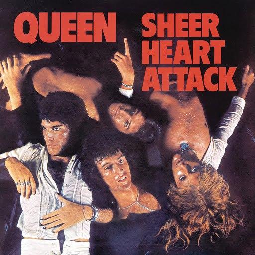 Queen альбом Sheer Heart Attack (Deluxe Edition 2011 Remaster)