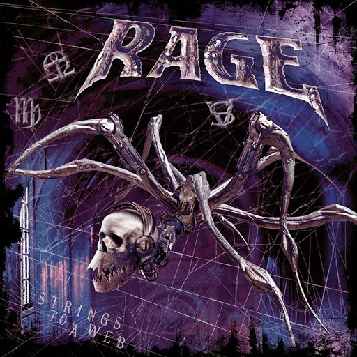 Rage альбом Strings to a Web