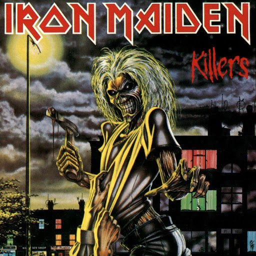 Iron Maiden альбом Killers (1998 Remastered Edition)