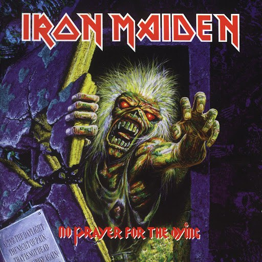 Iron Maiden альбом No Prayer For The Dying