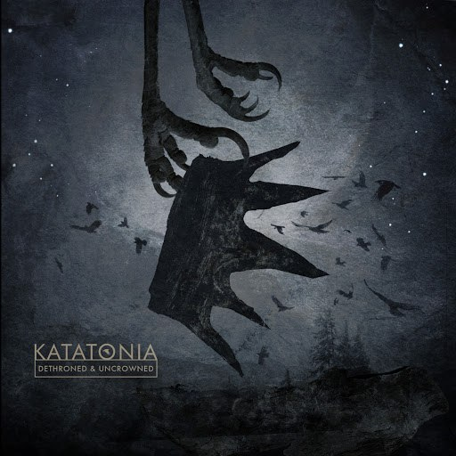 Katatonia альбом Dethroned & Uncrowned
