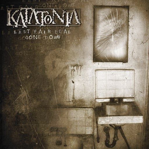 Katatonia альбом Last Fair Deal Gone Down