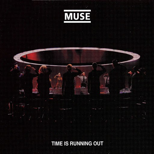 Muse альбом Time Is Running Out