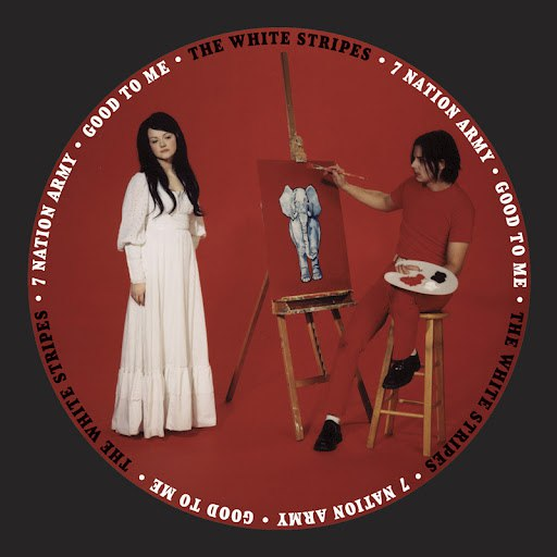 The White Stripes альбом Seven Nation Army