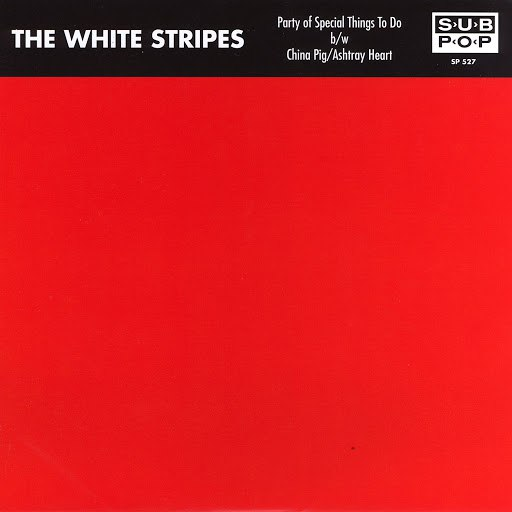 The White Stripes альбом Party of Special Things to Do