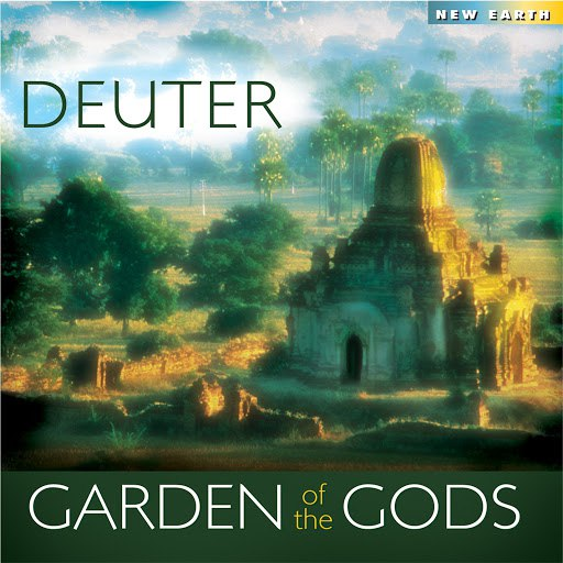 Deuter альбом Garden of the Gods