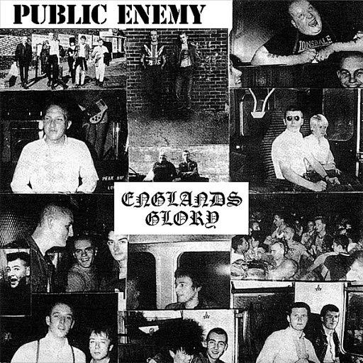 Public Enemy альбом Englands Glory
