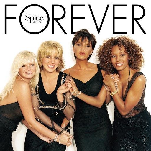 Spice Girls альбом Forever