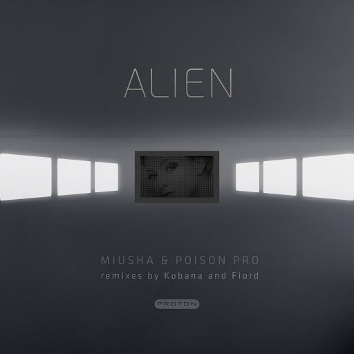 Miusha album Alien 2