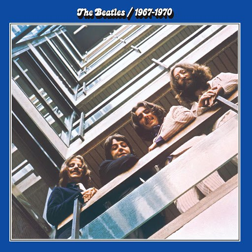 The Beatles альбом The Beatles 1967 - 1970 (Remastered)