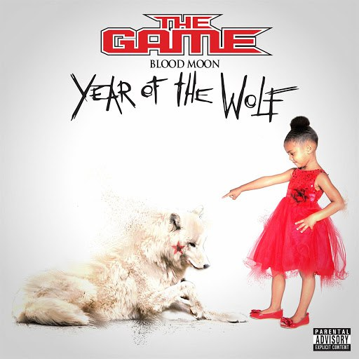 The Game альбом Blood Moon: Year Of The Wolf (Bonus Version)