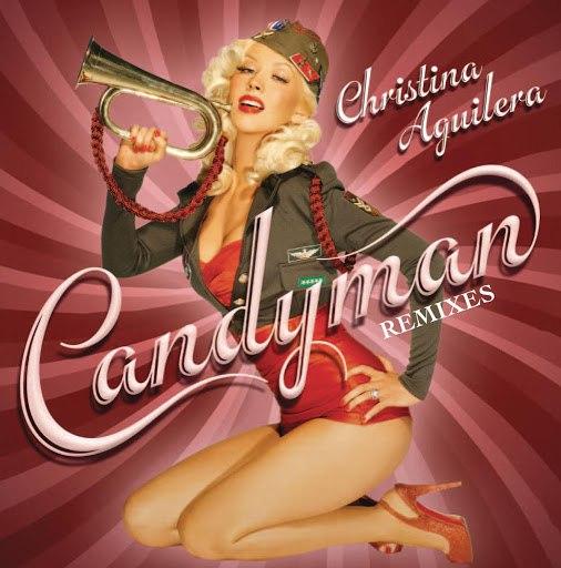 Christina Aguilera альбом Dance Vault Mixes - Candyman