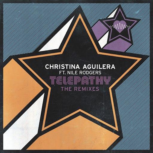 Christina Aguilera альбом Telepathy (Remixes)