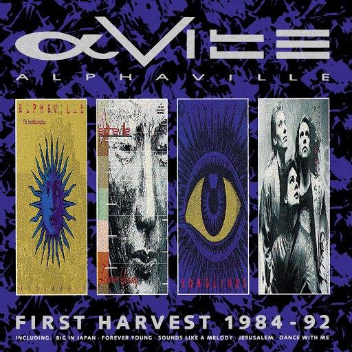 Alphaville альбом First Harvest 1984-1992