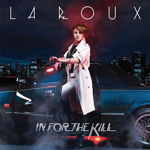 La Roux альбом In For The Kill